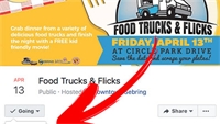 Spread the Word – Food Trucks & Flicks is this Friday!