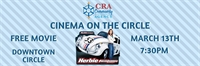 Cinema on the Circle - March 13 @ 7:30