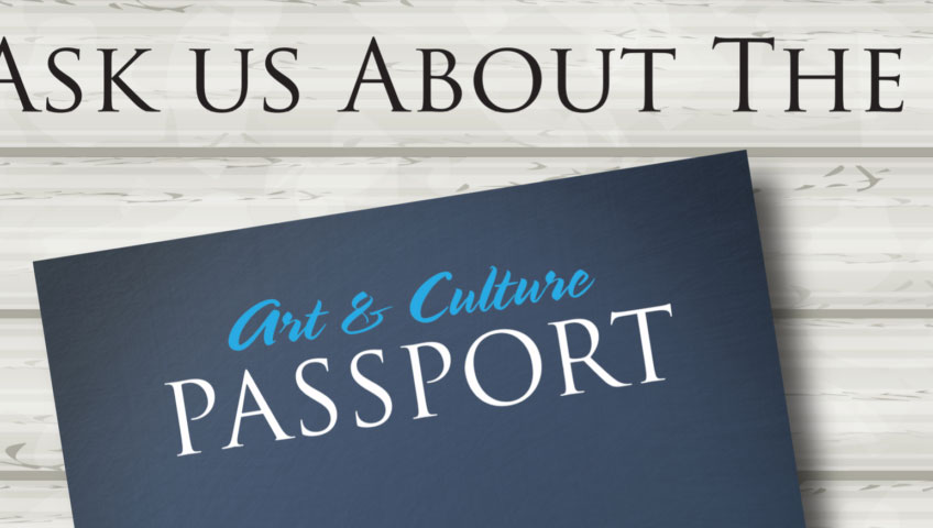 TDC Launches Art & Culture Passport Program